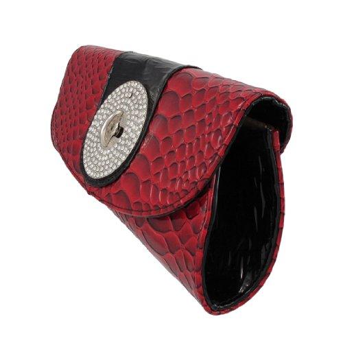 Things2Die4 - Borsetta senza manici donna Red