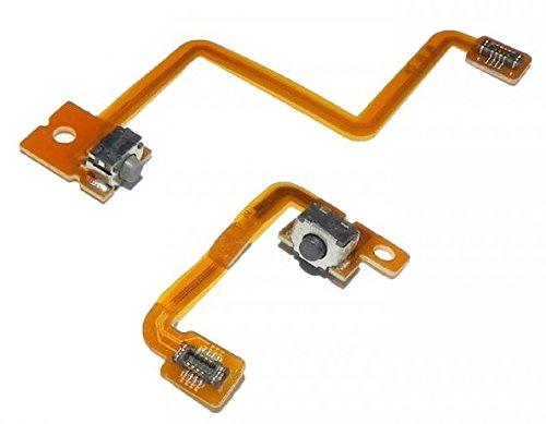 Nintendo 3DS Schultertasten Schulter taste L und R Schalter Kabel Flexkabel Flachbandkabel - ToKa-Versand®
