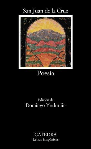 Poesía (Letras Hispánicas) por San Juan de la Cruz