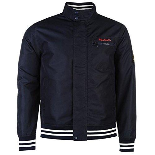 Pierre Cardin-Giacca antivento da uomo navy giacche Coats Outerwear, Navy, L