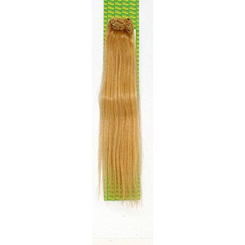 'Dream Hair Extensions à clip Set 8 pièces lisse 22/56 cm blond doré clair Cheveux