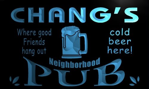 enseigne-lumineuse-pg949-b-changs-neighborhood-home-bar-pub-beer-neon-light-sign