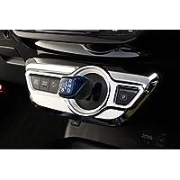 Shift, Chrome Trim Clips per Toyota Prius XW502015-