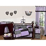 Best Sweet Jojo Designs Bed Skirts - Kaylee Bed Skirt for Crib and Toddler Bedding Review