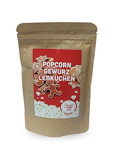 """Preisvergleich Produktbild Popcornloop Gewürz """"Lebkuchen"""",  Neuer & Leckerer Geschmack für ihr Popcorn!. Selbst Frisch Zubereiten - Ein Gesunder Snack - Individuell Würzen - Einfach Lecker - Popcorn wie im Kino! …"""