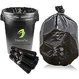NaturePac Garbage Bags Biodegradable,Small Size (43cmx51cm) (180 Bag)