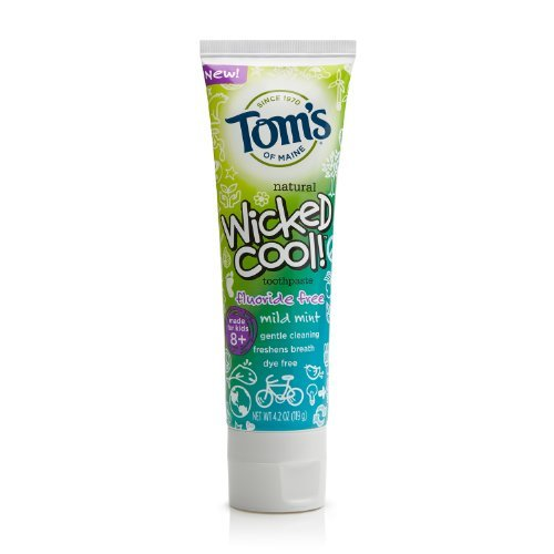 toms-of-maine-wicked-cool-mild-mint-kids-toothpaste-fluoride-free-42-ounce-6-count-by-toms-of-maine
