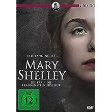 Coverbild: Mary Shelley - Die Frau, die Frankenstein erschuf