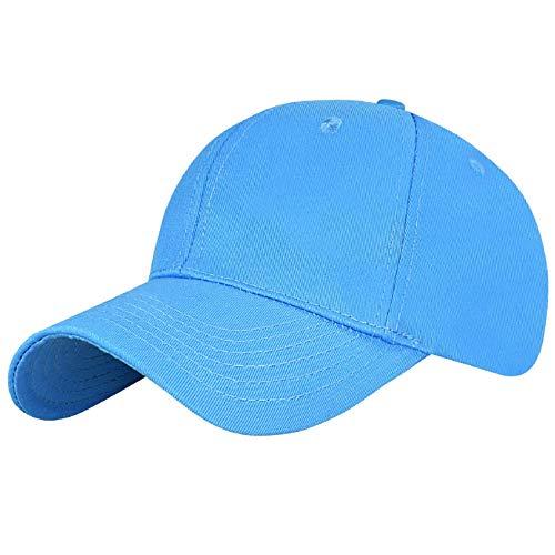 Gorra béisbol ajustable algodón estilo