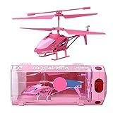 Aeromobili a controllo remoto Giocattolo del fuco dell'elicottero di RC del canale 3.5 di LiféUP con il regalo telecomandato per le ragazze