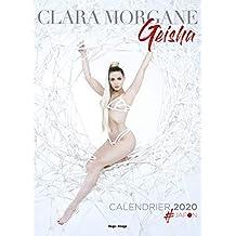 Calendrier mural Clara Morgane 2020