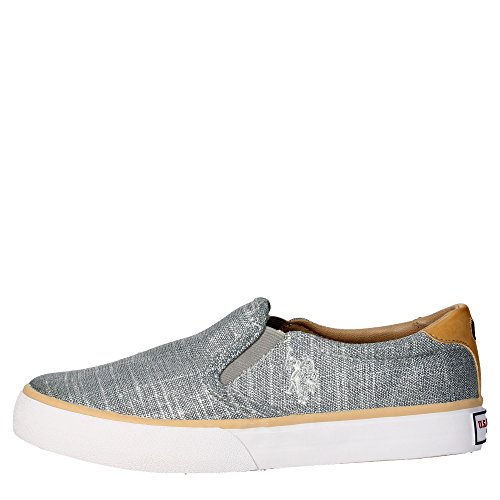 U.s. Polo Assn GALAD4149S6/TY2 Slip-on Donna Tessuto Avion Avion 40