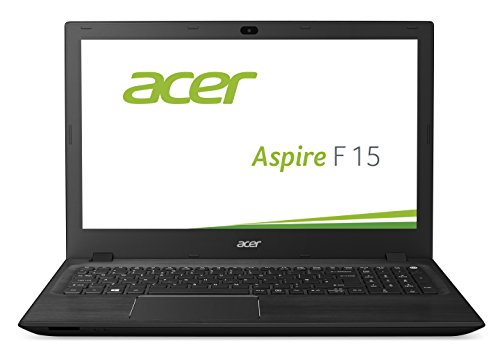 Acer Aspire F 15 (F5-571G-51G9) 39,62 cm (15,6 Zoll Full HD) Laptop (Intel Core i5-5200U, 8GB RAM, 500GB SSHD, NVIDIA GeForce 940M, DVD, Win 10 Home) schwarz