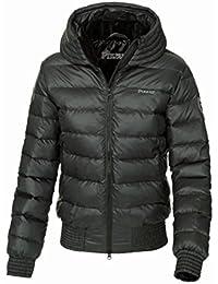 Pikeur Grace de mujer chaqueta de plumón Military Invierno nuevo, Pikeur _ 17_ groessen: 38