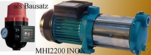 Gartenpumpe MHI 2200 INOX mit Steuerung (Pumpcontrol) thumbnail
