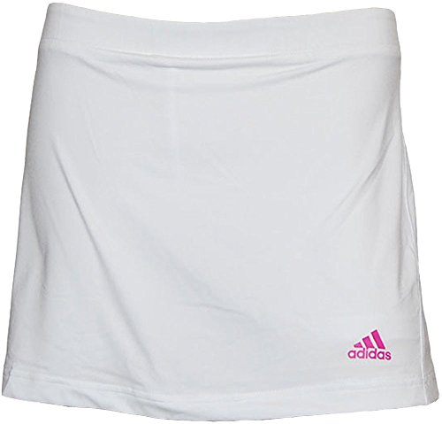 Girls' Adidas Tennis Skort Barricade Tennisrock mit Innenhose D: 152 / 12Y