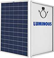 Luminous BIS Certified Polycrystalline 105 Watt Solar Panel