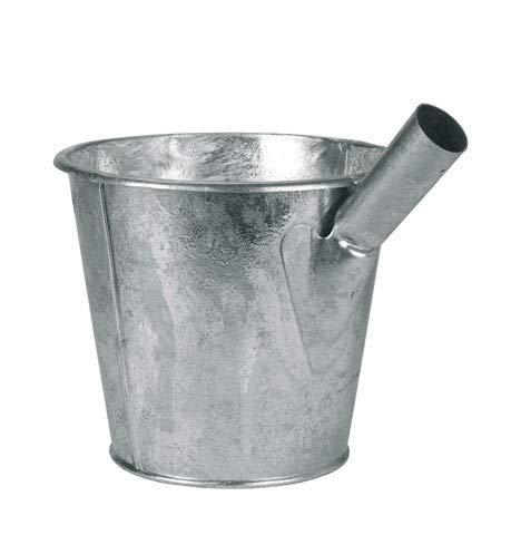 Jaucheschöpfer verzinkt 6,5 Liter Ø 24 cm Jaucheeimer