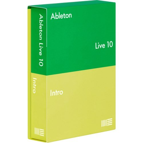 Ableton Live 10 Intro | Studio-Sequenzer-Software | DAW | NEU