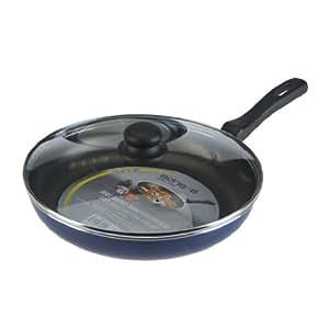 Axentia 222016 Bratpfanne Cucina 2000 mit Deckel, 28 cm