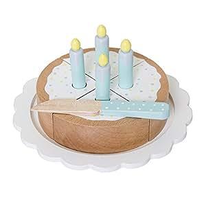 Jeu, Gâteau d'anniversaire, Bloomingville, Multicolore