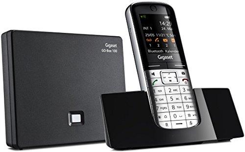 gigaset sl400 high end schnurlostelefon 4 6 cm 1 8 zoll tft farbdisplay anrufbeantworter. Black Bedroom Furniture Sets. Home Design Ideas