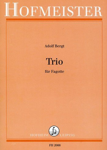 Trio : für 3 Fagotte