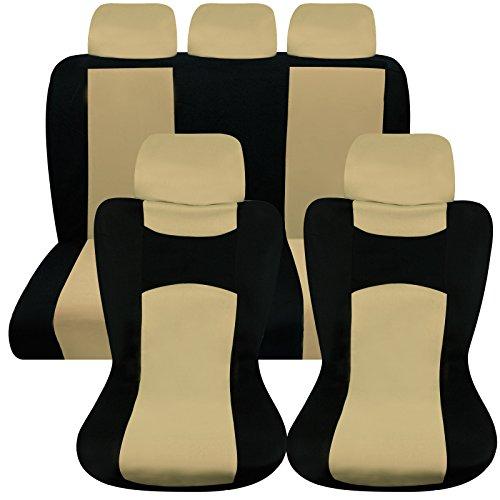 Coprisedili universali per auto, protezione complet