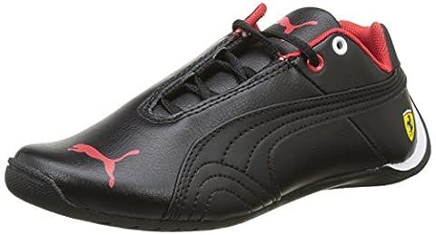Puma Future Cat Sf, Baskets mode garçon - Noir (Black/Black), 28 EU (10 UK)