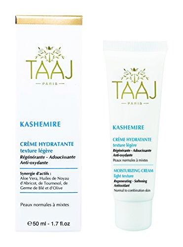 Taaj Crème Hydratante Texture Légère 50 ml