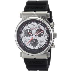 Formex 4 Speed Men's Quartz Watch 15003.3011 with Rubber Strap