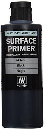 Vallejo Surface Primer Black 200ml
