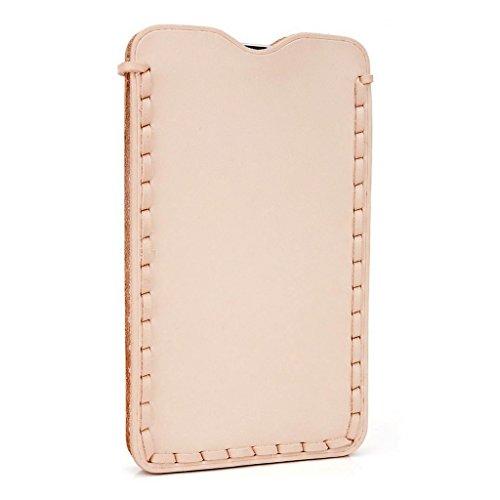 Kroo Étui ultra fin en cuir véritable pour téléphone portable/énergie Blu Studio 5.0HD LTE peau peau