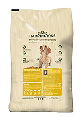 Harrington's Puppy Food Complete Rich In Turkey and Rice 10 Kg by Harrington's