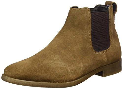 KG by Kurt Geiger Men's Guildford Chelsea Boots, Brown (Tan), 10 UK...