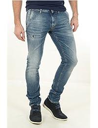 GUESS JEANS Jean slim / skinny - M62A81D2400 ADAM SUPER - HOMME