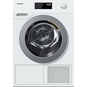 Miele TCF 630 WP Freestanding Front-load 8kg A+++ White - tumble dryers (Freestanding, Front-load, Heat pump, White, Rotary, Touch, Left)
