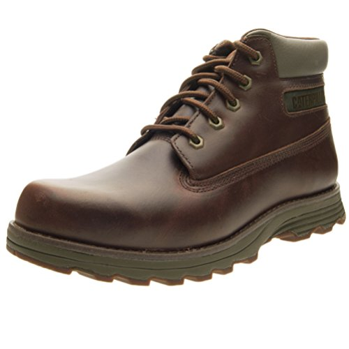 Caterpillar Founder, Bottes Chukka Homme, Brown Sugar, 43 EU