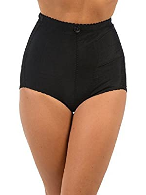 Womens/Ladies Underwear Shapewear Medium Control Tummy Tuck & Bum Lift Brief, Various Colours & Sizes