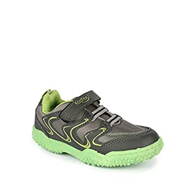 Liberty Footfun Boys Casual Shoe KICK-01 Green_33