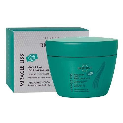 Biopoint Maschera della Linea Miracle Liss - 200 ml