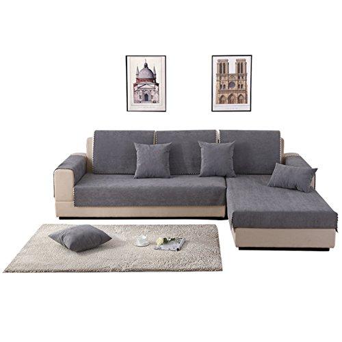 Ritaba Wasserdicht Für Haustiere Kinder Couch Sofa Überwürfe, Anti-rutsch Oversize Sofa Überwürfe Hussen für Sofa Sofaschoner Verkauft in stück-A 110x180cm(43x71inch) -