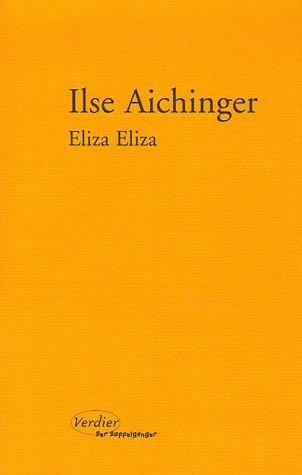 Eliza Eliza