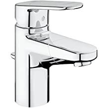 Grohe Europlus - Grifo de lavabo con pop-up waste (Pullout)  tamaño s Ref. 33155002