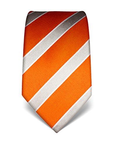 vb-cravatta-uomo-seta-a-righe-molti-colori-disponibili-orange-taglia-unica