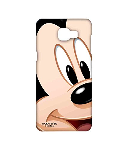 Macmerise Licensed Disney Mickey Mouse Premium Printed Back cover Case for Samsung A9