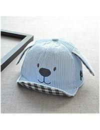 dba5cb83ebf Casquette enfant Casquette de baseball de chien de dessin animé pliable d  enfant en bas