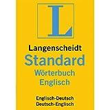 Langenscheidt Standard-W�rterbuch Englisch  Bild