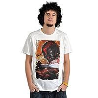 Deadpool Sword Pose T-Shirt white, White, 36-38 / Small