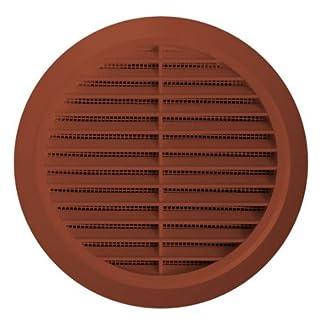Mini Kreis Gehaltstabelle Aufschlüsselung Deckung 70mm Leitungen Brown der Aufschlüsselung Abdeckung hoher Qualität Kunststoff ABS